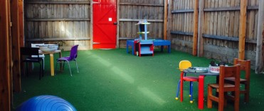 Photo of Outdoor Play Space at Dee Wardrop Speech Therapy